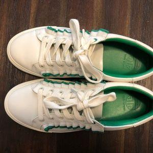 Tory Burch Sport Ruffle Sneaker